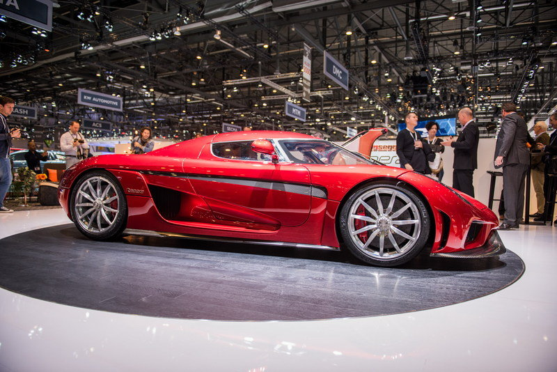 Koenigsegg Exclusivity Will Drop as the Brand Aims to Taken on Ferrari in the Next Decade High Resolution Interior Exterior AutoShow - image 668138
