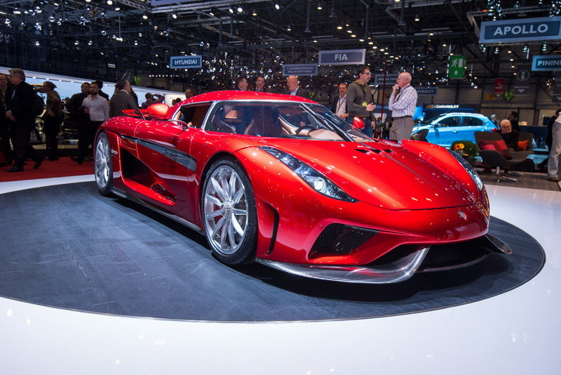 Koenigsegg Exclusivity Will Drop as the Brand Aims to Taken on Ferrari in the Next Decade
