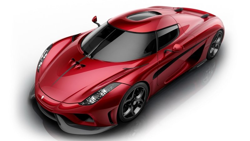 2017 Koenigsegg Regera High Resolution Exterior - image 667999