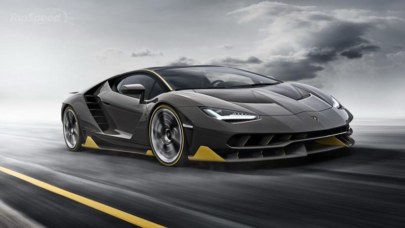 2016 Lamborghini Centenario High Resolution Exterior Wallpaper quality - image 667624