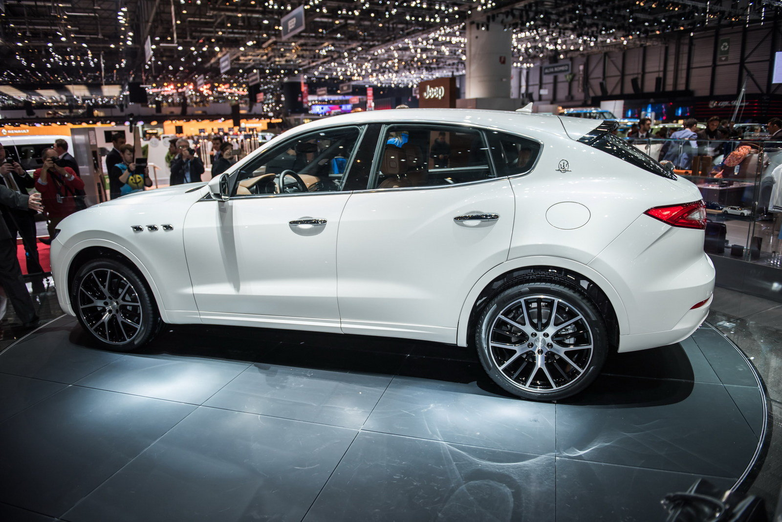 Perfect 2016 Maserati Levante  Picture 668572  Car Review  Top Speed