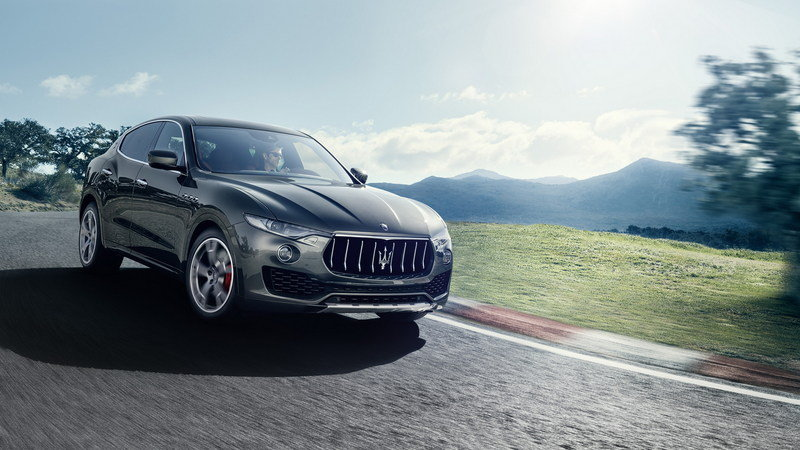 2016 Maserati Levante High Resolution Exterior - image 667845