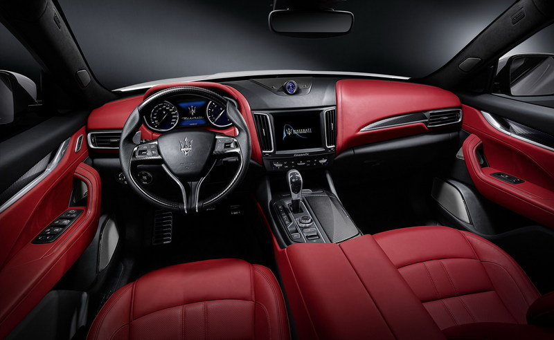 2016 Maserati Levante High Resolution Interior - image 667850