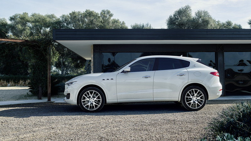 Maserati Opens The Door For a Second SUV