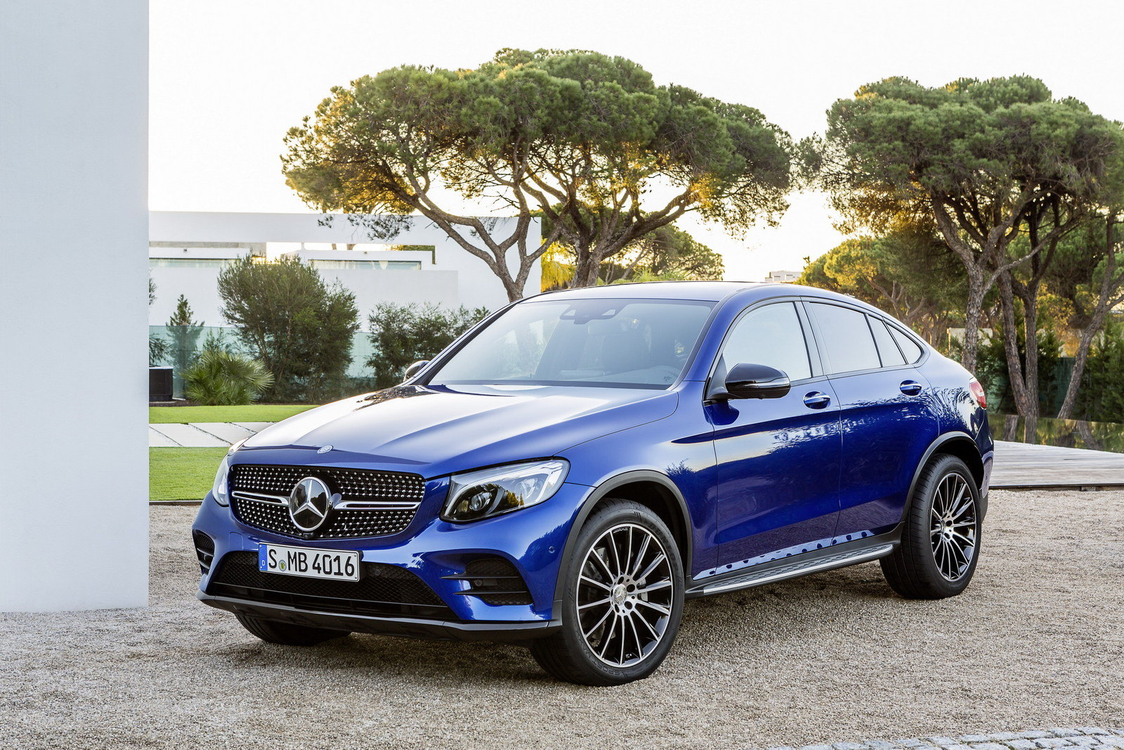 Perfect 2017 MercedesBenz GLC Coupe  Picture 670310  Car Review  Top Speed
