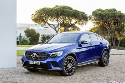 2017 Mercedes-Benz GLC Coupe - image 670310