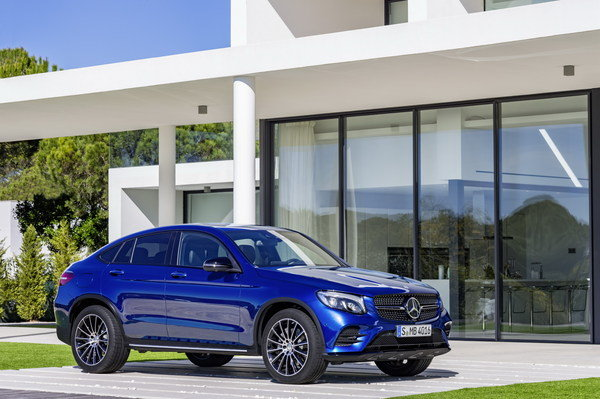 Image result for Mercedes-Benz GLC-Class Coupe