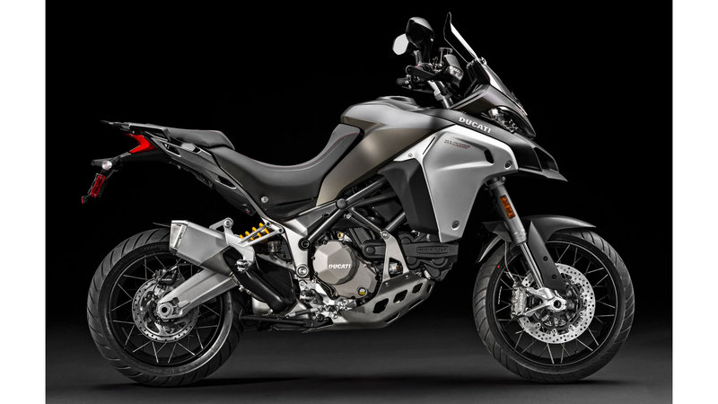 2016 Ducati Multistrada 1200 Enduro / Pike's Peak