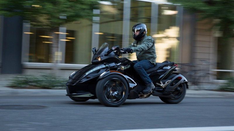 2016 Can Am Spyder Rs Top Speed