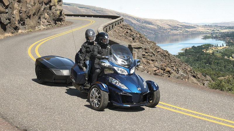 2016 Can Am Spyder Rt Picture 668502 Motorcycle Review