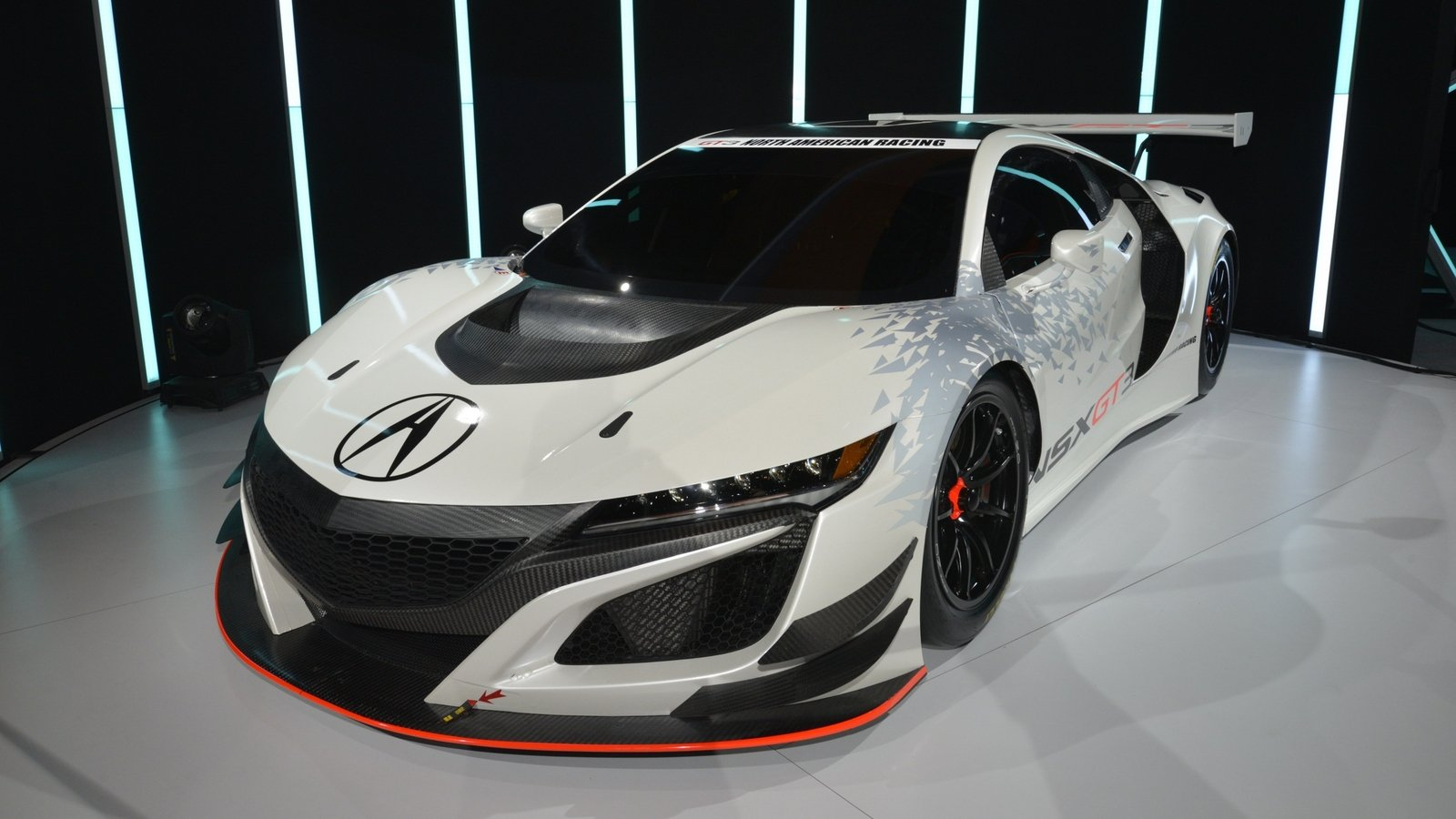 2017 acura nsx gt3 race car picture 670734 car review top speed. Black Bedroom Furniture Sets. Home Design Ideas