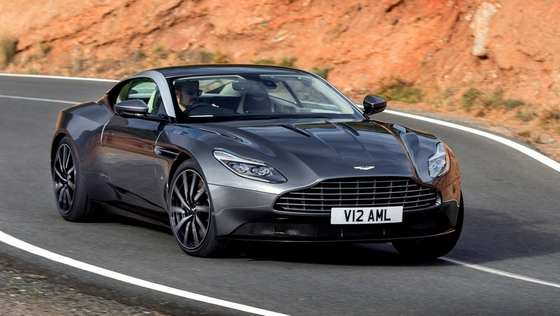Aston Martin Looking To Build Seven-Model Range
