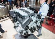 Aston Martin Prepares to Wave Bye-Bye to the Mercedes-Sourced V-8 To Make Way For This New, More Evolved Engine - image 668450