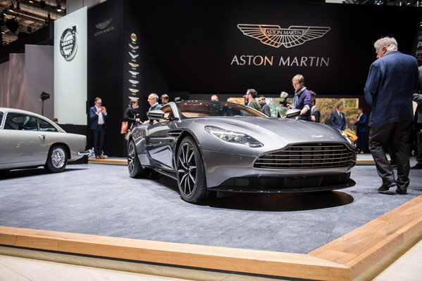 2017 aston martin db11 picture 668466 car review top speed. Black Bedroom Furniture Sets. Home Design Ideas