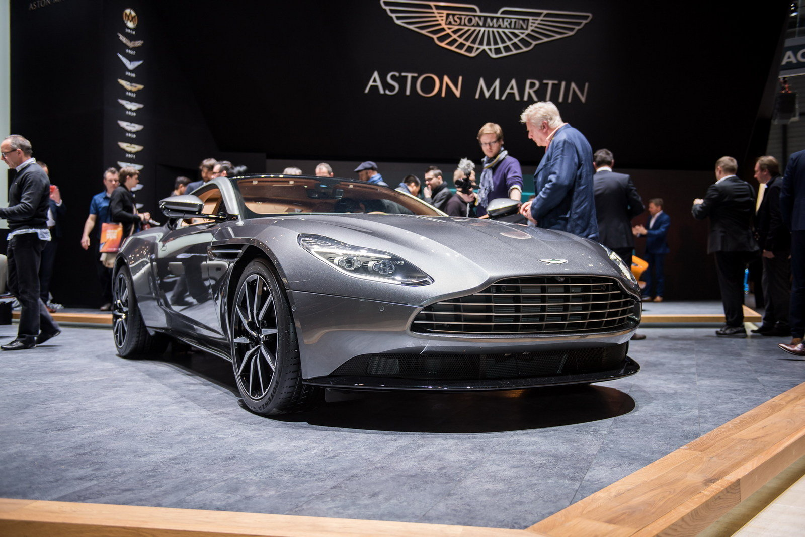 2017 aston martin db11 picture 668467 car review top speed. Black Bedroom Furniture Sets. Home Design Ideas