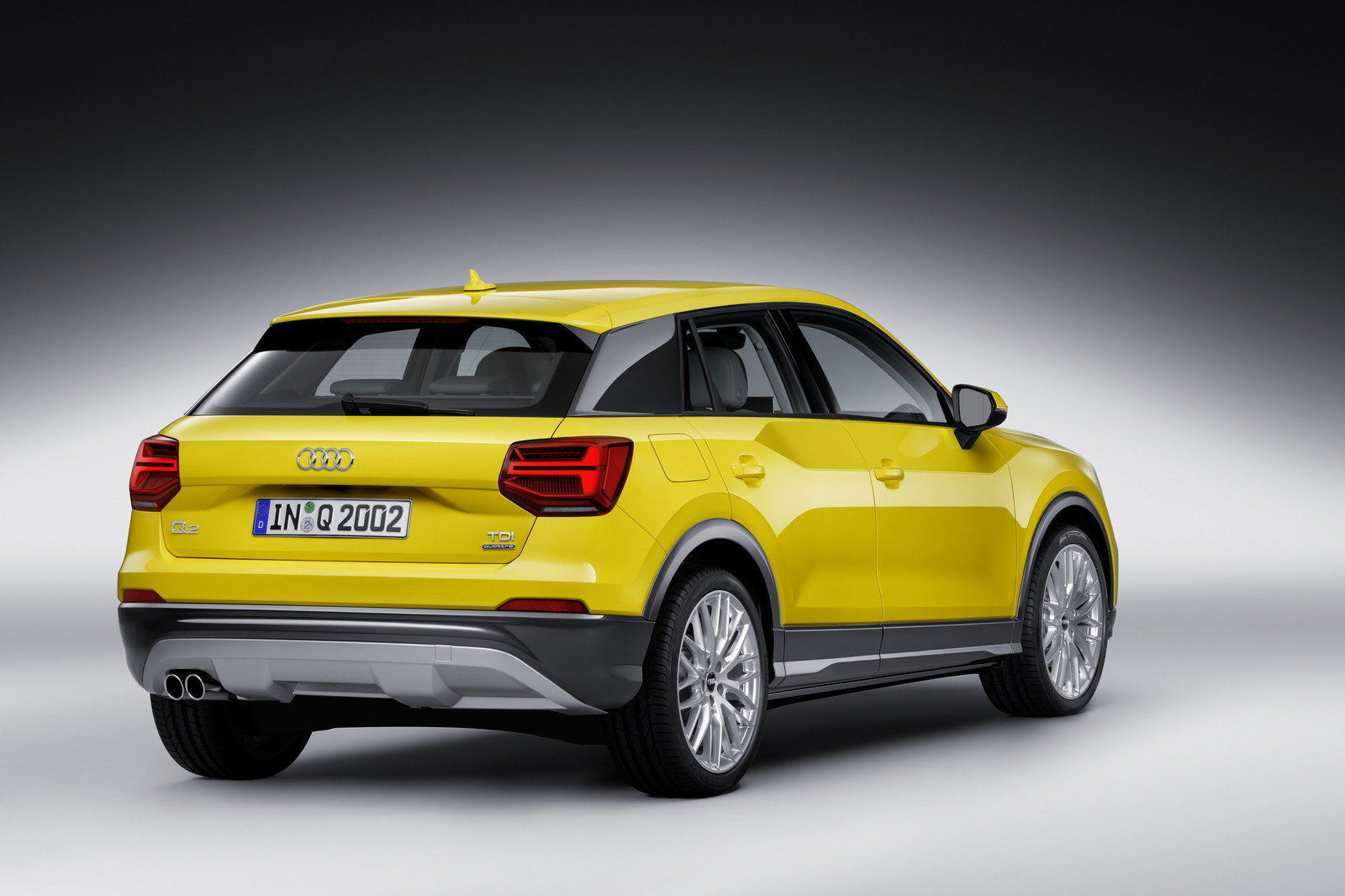 2017 audi q2 picture 667680 car review top speed. Black Bedroom Furniture Sets. Home Design Ideas