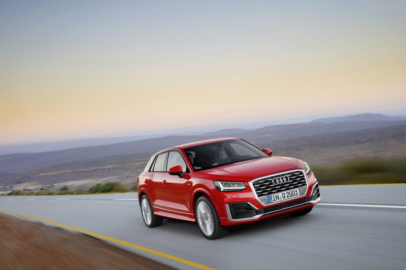 2017 Audi Q2 High Resolution Exterior Wallpaper quality - image 667707