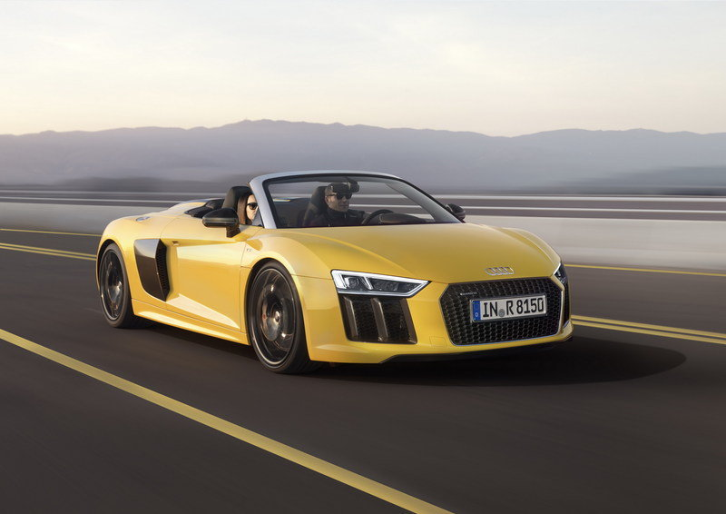 Think VW Killing the Beetle Was Bad? Wait Until You Realize the Audi R8 Is Discontinued too!