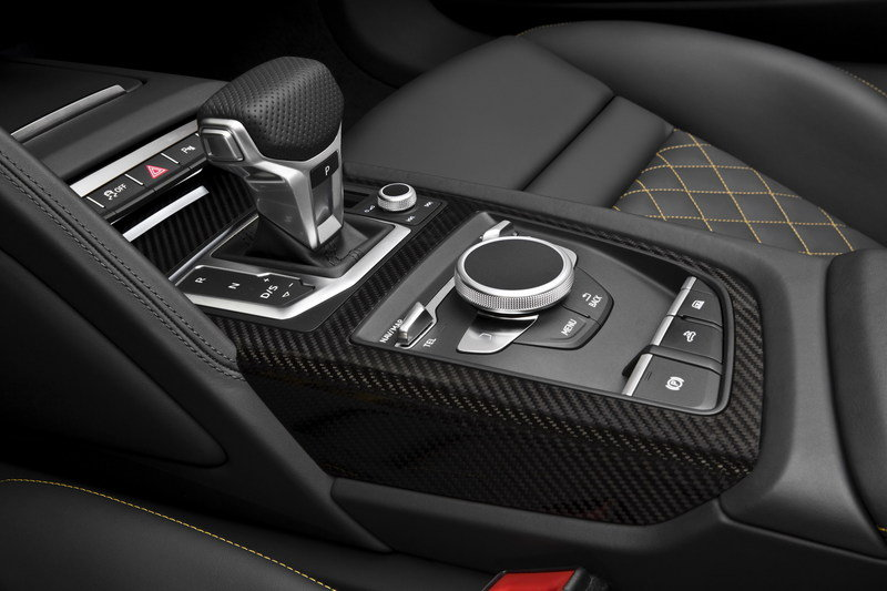 2017 - 2018 Audi R8 Spyder High Resolution Interior - image 670374