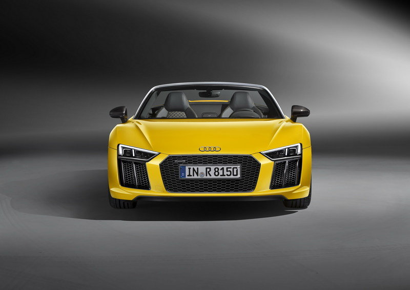 2017 - 2018 Audi R8 Spyder High Resolution Exterior - image 670343