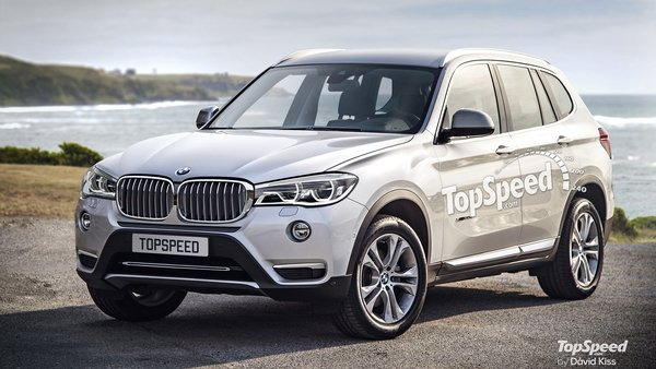 2018 BMW X3 Review - Top Speed
