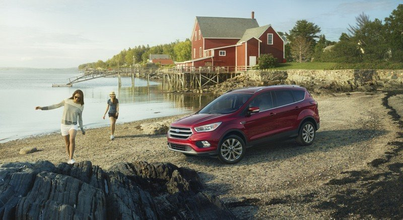 2017 Ford Escape To Get First Dibs On Apple CarPlay
