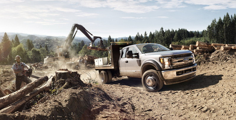 2017 Ford F-Series Super Duty Chassis Cab