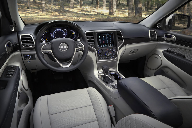 2017 Jeep Grand Cherokee Summit - image 671012