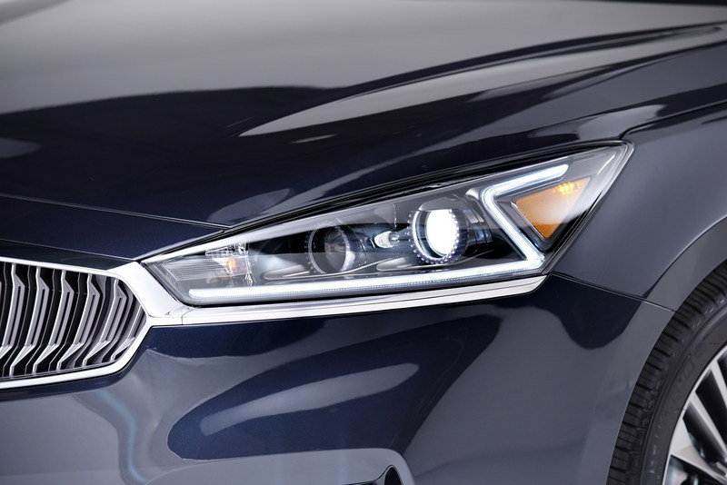 2017 Kia Cadenza High Resolution Exterior - image 670476