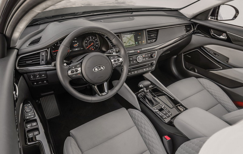 2017 Kia Cadenza High Resolution Interior - image 670469