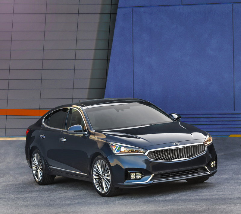 2017 Kia Cadenza High Resolution Exterior - image 670464