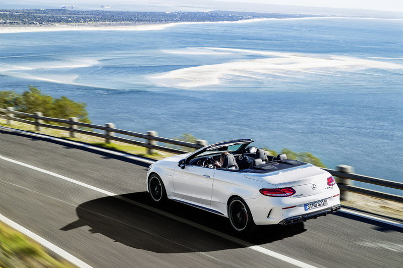 2017 Mercedes-AMG C63 Cabriolet High Resolution Exterior Wallpaper quality - image 670490