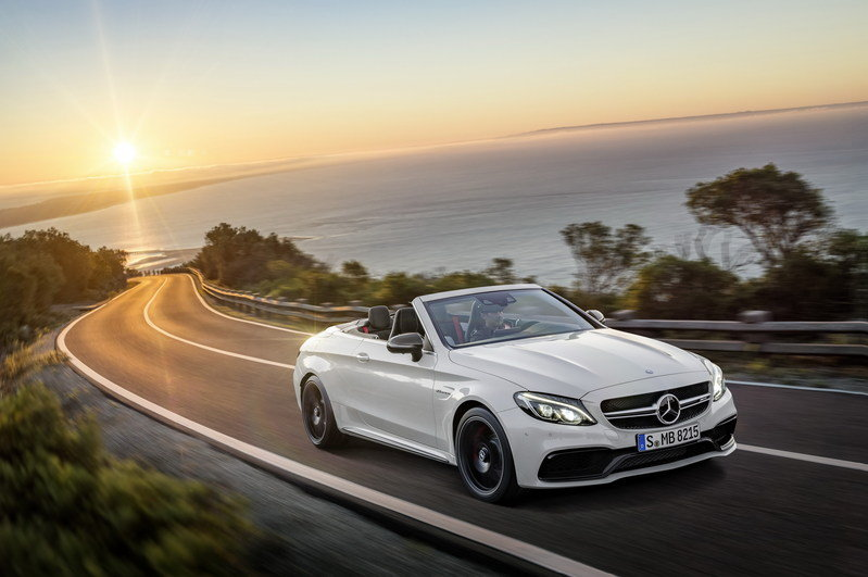 2017 Mercedes-AMG C63 Cabriolet High Resolution Exterior Wallpaper quality - image 670484