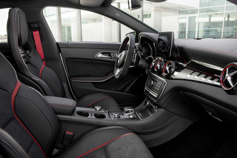 2017 Mercedes-AMG CLA45 High Resolution Interior - image 669643