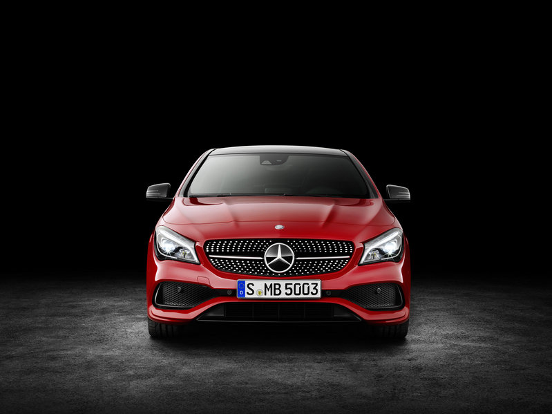 2017 Mercedes-Benz CLA Unveiled