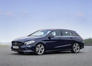 2017 Mercedes-Benz CLA Shooting Brake - image 669701