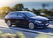 2017 Mercedes-Benz CLA Shooting Brake - image 669704