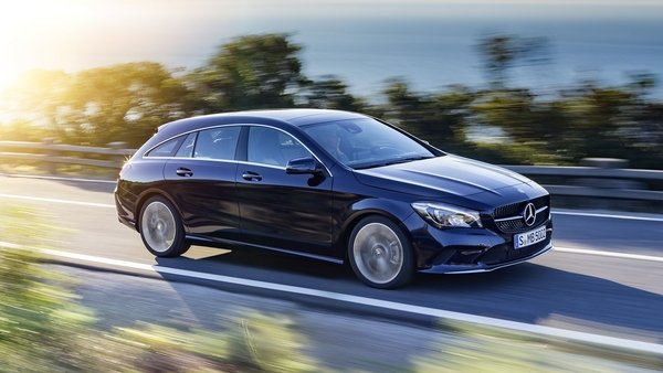 2017 mercedes benz cla shooting brake car review top speed for Mercedes benz cla 250 top speed