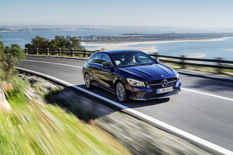 2017 Mercedes-Benz CLA Shooting Brake High Resolution Exterior Wallpaper quality - image 669692