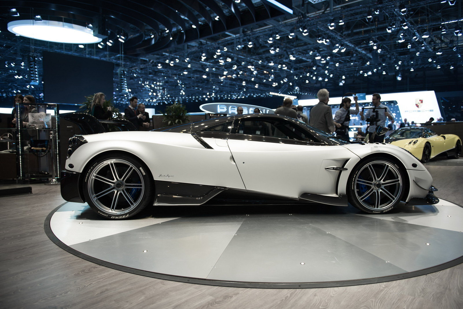 2017 Pagani Huayra BC Fuel - All in One News Autos