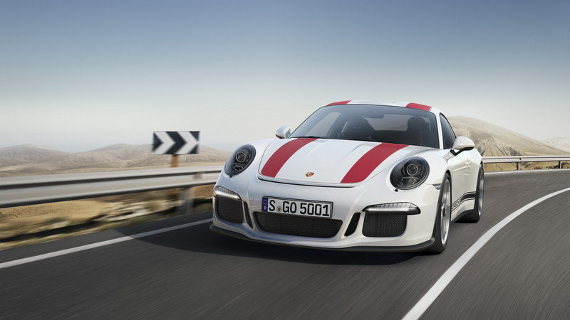 2017 Porsche 911 R High Resolution Exterior - image 667601