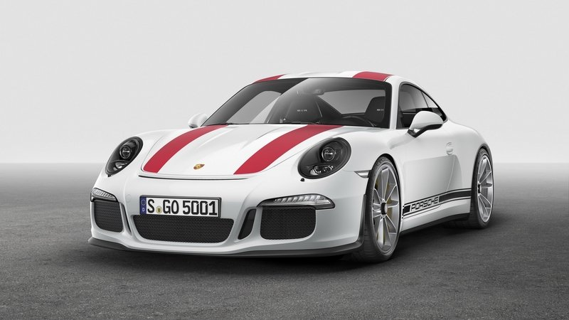 Missed Out on the Cool Porsche 911 R? You'll be Able to Buy One Soon