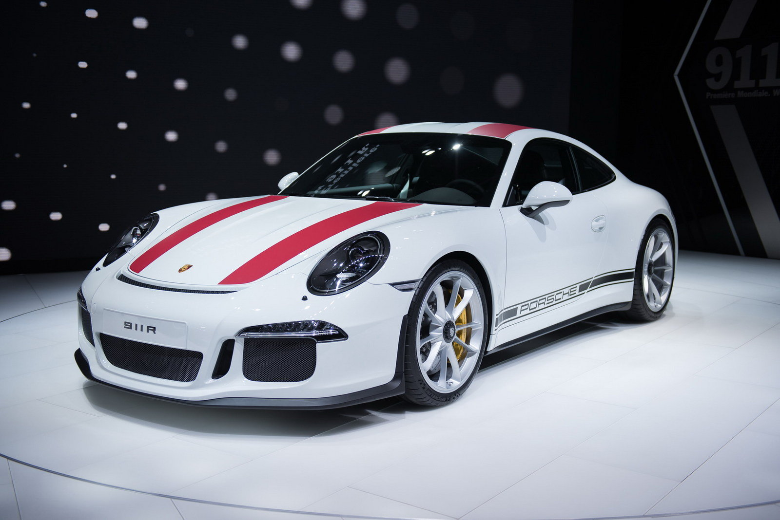 2017 porsche 911 r picture 668425 car review top speed. Black Bedroom Furniture Sets. Home Design Ideas