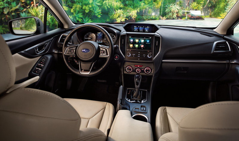 2017 Subaru Impreza 5-Door High Resolution Interior - image 670687