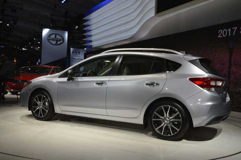 2017 Subaru Impreza 5-Door High Resolution Exterior - image 670711