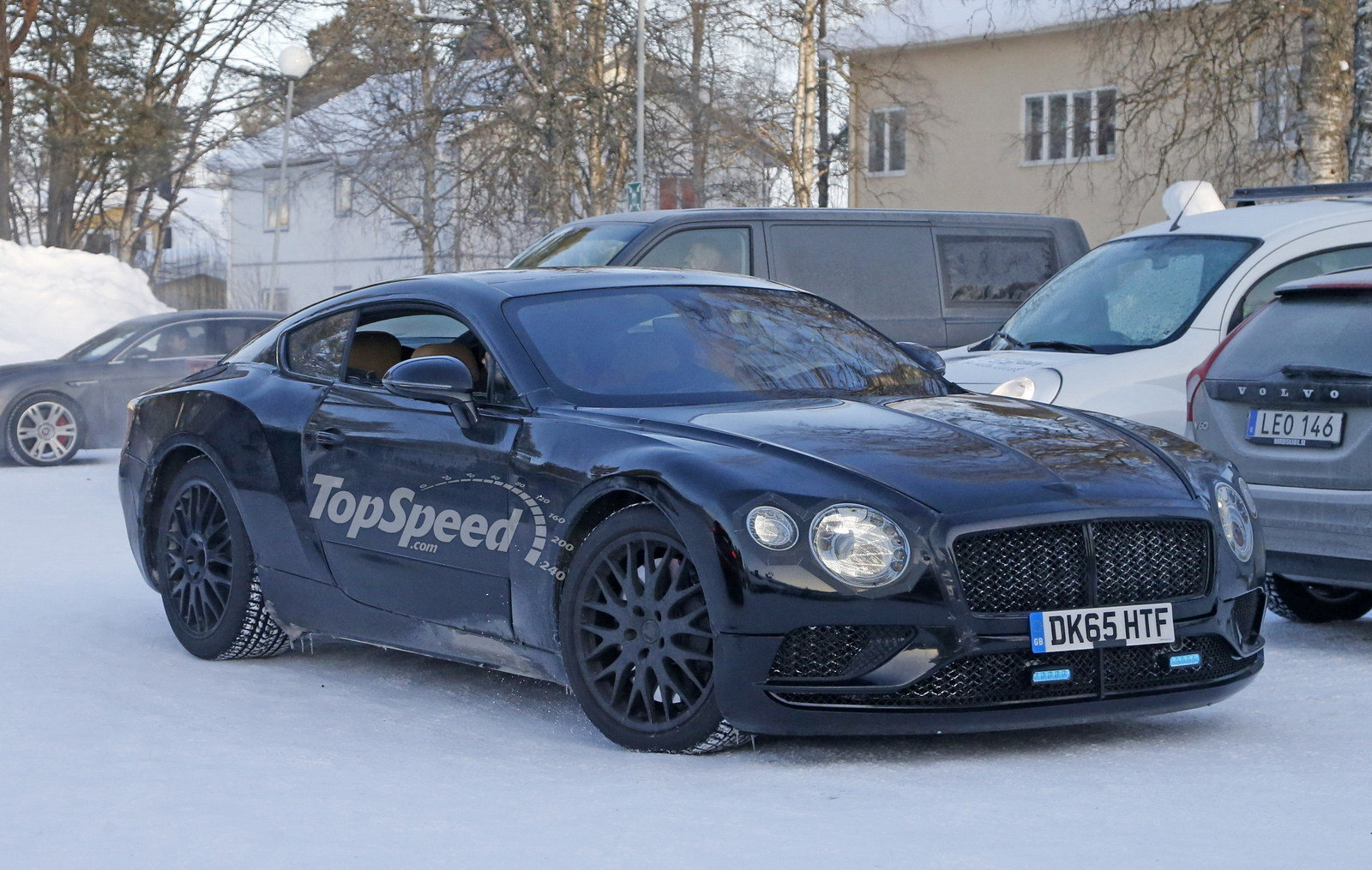 Bentley Continental Gt Green >> 2018 Bentley Continental GT - Picture 668687 | car review @ Top Speed