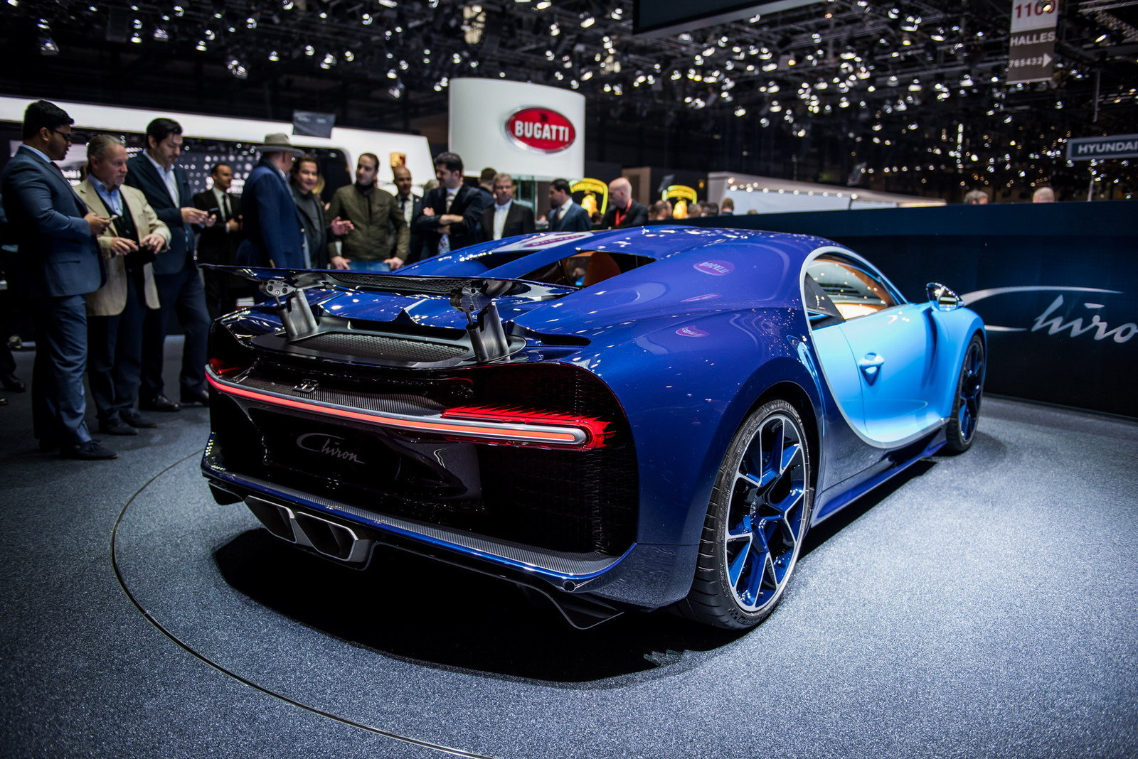 2018 Bugatti Chiron - Picture 668282 | car review @ Top Speed