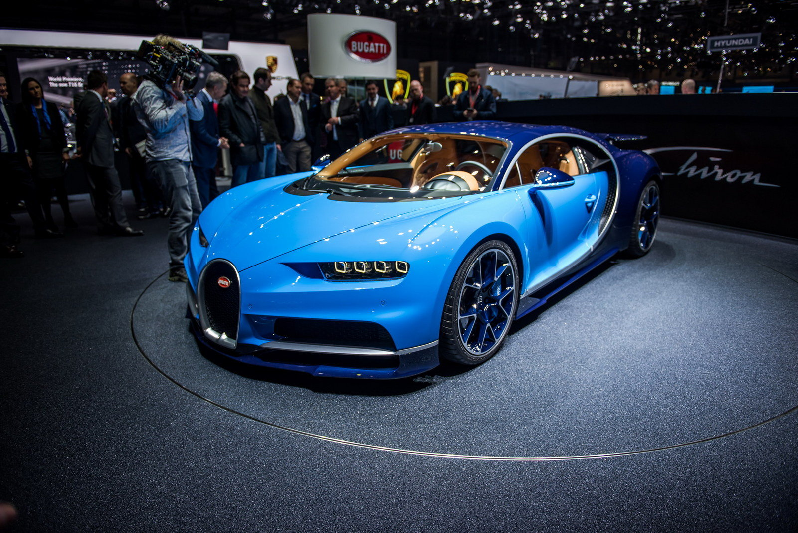 2018 Bugatti Chiron - Picture 668270 | car review @ Top Speed