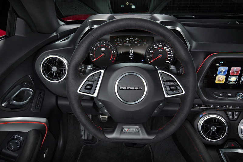 2017 Chevrolet Camaro ZL1 High Resolution Interior - image 669662