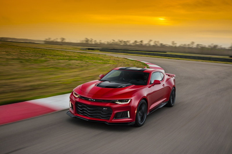 2017 Chevrolet Camaro ZL1 High Resolution Exterior Wallpaper quality - image 669656